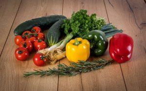 Heerlijke groenten